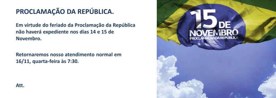 Proclamação da República - 2016